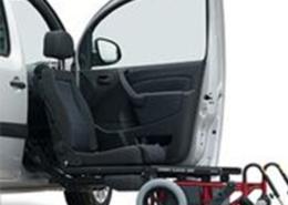 Transfer-Rollstühle
